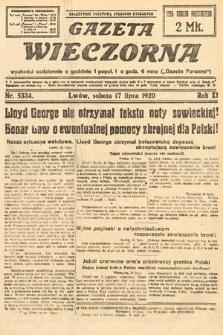Gazeta Wieczorna. 1920, nr5334