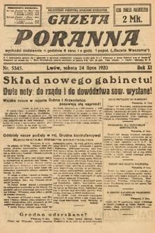 Gazeta Poranna. 1920, nr5345