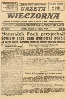 Gazeta Wieczorna. 1920, nr5350