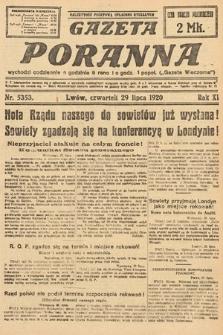 Gazeta Poranna. 1920, nr5353