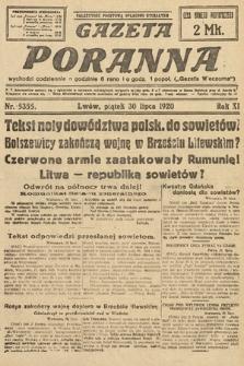 Gazeta Poranna. 1920, nr5355
