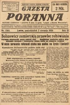 Gazeta Poranna. 1920, nr5361
