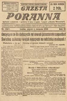 Gazeta Poranna. 1920, nr5367