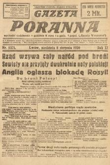 Gazeta Poranna. 1920, nr5371