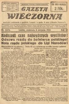 Gazeta Wieczorna. 1920, nr5372