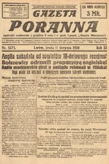 Gazeta Poranna. 1920, nr5375