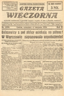 Gazeta Wieczorna. 1920, nr5390