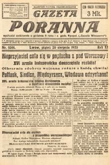 Gazeta Poranna. 1920, nr5391