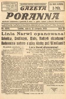 Gazeta Poranna. 1920, nr5393