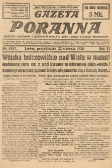 Gazeta Poranna. 1920, nr5397