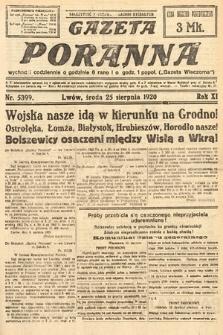 Gazeta Poranna. 1920, nr5399