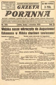 Gazeta Poranna. 1920, nr5411