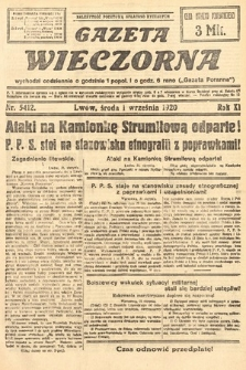 Gazeta Wieczorna. 1920, nr5412