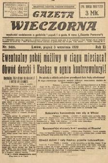 Gazeta Wieczorna. 1920, nr5416