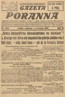 Gazeta Poranna. 1920, nr5419