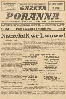 Gazeta Poranna. 1920, nr5421