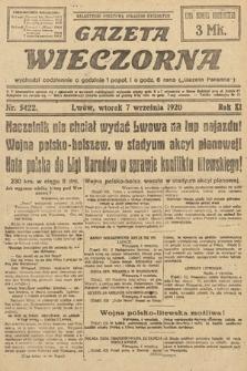 Gazeta Wieczorna. 1920, nr5422