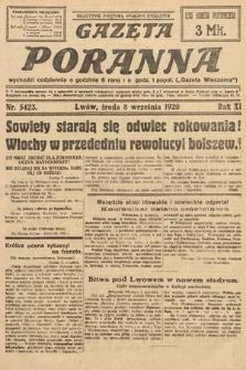 Gazeta Poranna. 1920, nr5423