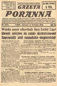 Gazeta Poranna. 1920, nr5430