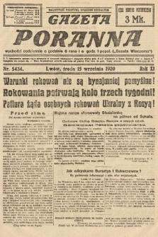 Gazeta Poranna. 1920, nr5434