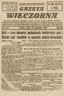 Gazeta Wieczorna. 1920, nr5447