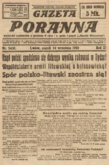 Gazeta Poranna. 1920, nr5450