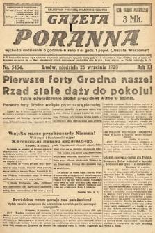 Gazeta Poranna. 1920, nr5454