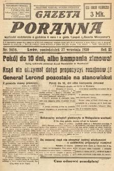 Gazeta Poranna. 1920, nr5456