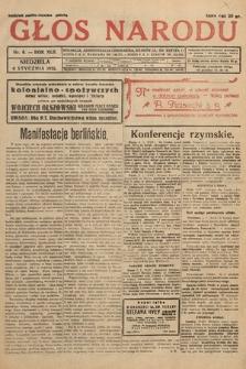Głos Narodu. 1935, nr6