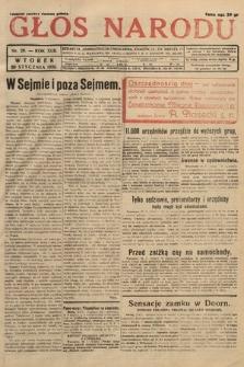 Głos Narodu. 1935, nr29