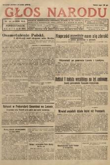 Głos Narodu. 1935, nr34