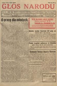 Głos Narodu. 1935, nr46