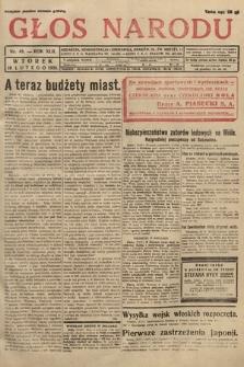 Głos Narodu. 1935, nr49