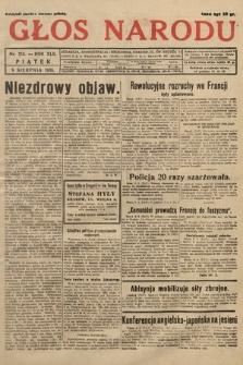 Głos Narodu. 1935, nr215