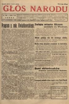 Głos Narodu. 1935, nr283