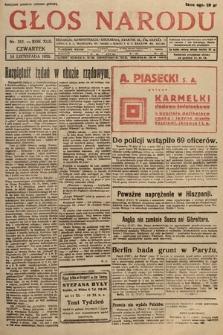 Głos Narodu. 1935, nr312