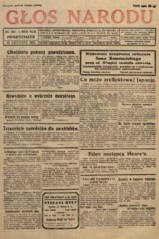 Głos Narodu. 1935, nr351