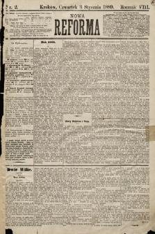 Nowa Reforma. 1889, nr2