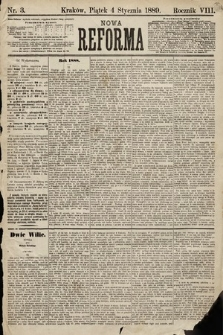Nowa Reforma. 1889, nr3