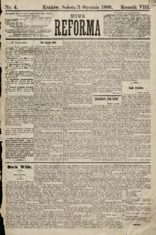 Nowa Reforma. 1889, nr4