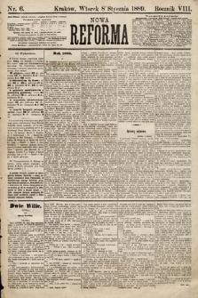 Nowa Reforma. 1889, nr6
