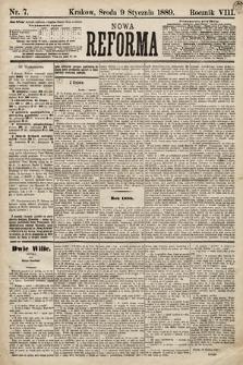 Nowa Reforma. 1889, nr7