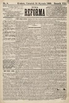 Nowa Reforma. 1889, nr8