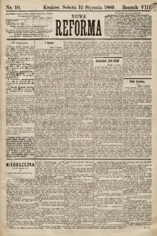 Nowa Reforma. 1889, nr10