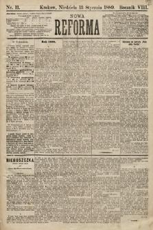 Nowa Reforma. 1889, nr11