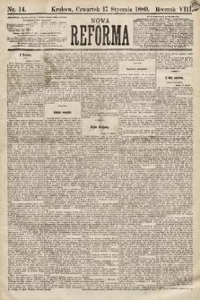 Nowa Reforma. 1889, nr14