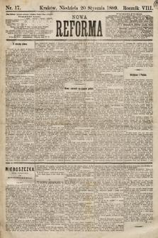 Nowa Reforma. 1889, nr17