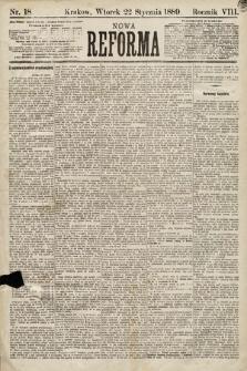 Nowa Reforma. 1889, nr18