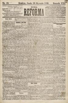 Nowa Reforma. 1889, nr19