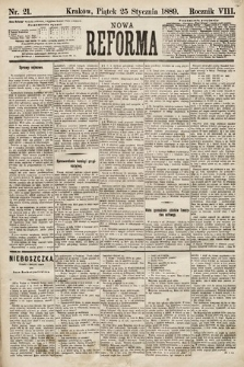 Nowa Reforma. 1889, nr21